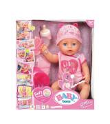 ZAPF BABY BORN SOFT TOUCH interaktiivinen nukke, pehmeä, 43 cm
