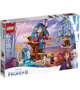 LEGO FROZEN Lumottu puumaja 41164