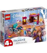 LEGO DISNEY FROZEN Elsan vankkuriseikkailu 41166