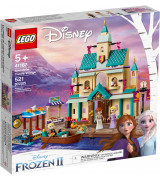 LEGO DISNEY Arendelin linnan kylä 41167