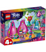 LEGO TROLLS Poppyn maja 41251