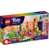 LEGO TROLLS Lonesome Flatsin lauttaseikkailu 41253