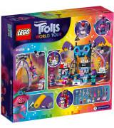 LEGO TROLLS Volcano Rock Cityn konsertti 41254
