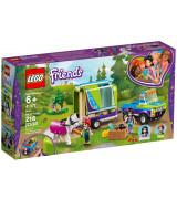 LEGO FRIENDS Mian hevoskuljetusvaunu 41371
