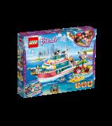 LEGO FRIENDS Pelastusoperaation vene