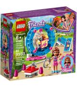 LEGO FRIENDS Olivian hamsterileikkikenttä 41383