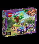 LEGO FRIENDS Norsuvauvan pelastusoperaatio viidakossa 41421