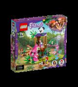 LEGO Friends Pandan viidakkopuumaja 41422