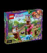 LEGO FRIENDS Pelastusoperaation viidakkotukikohta 41424