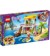 LEGO FRIENDS Rantahuvila 41428