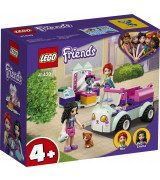 LEGO FRIENDS Kissan trimmausauto 41439