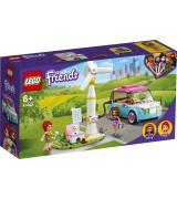 LEGO FRIENDS Olivian sähköauto 41443