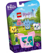 LEGO FRIENDS Stephanien kissakuutio 41665