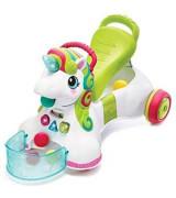 INFANTINO 3in1 Yksisarvinen, istuin, kävelytuki ja ratsu