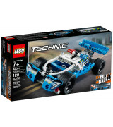 LEGO TECHNIC Poliisin takaa-ajo 42091