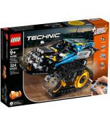 LEGO TECHNIC Kauko-ohjattava stunttikilpa-auto 42095