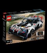 LEGO TECHNIC Sovelluksella ohjattava Top Gear -ralliauto 42109