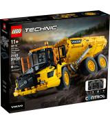 LEGO TECHNIC Nivelkaivoskuorma-auto Volvo 6x6 42114