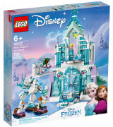 LEGO DISNEY Princess Elsan maaginen jääpalatsi 43172