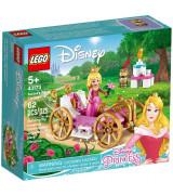 LEGO DISNEY PRINCESS Auroran kuninkaalliset vaunut 43173