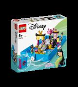 LEGO Disney Princess Mulanin satukirjaseikkailut 43174
