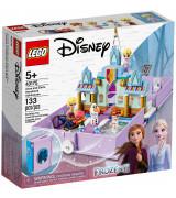 LEGO DISNEY PRINCESS Annan ja Elsan satukirjaseikkailut 43175