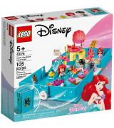 LEGO DISNEY PRINCESS Arielin satukirjaseikkailut 43176