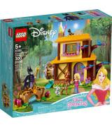 LEGO DISNEY PRINCESS Ruususen metsämökki 43188