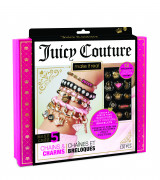 MAKE IT REAL Juicy Couture -setti, ketjut ja riipukset