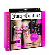 MAKE IT REAL Juicy Couture roosa rannekorusetti