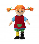 PIPPI Peppi -nukke 40 cm