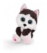 NICI Glubschis Pehmoeläin Husky-koira Barkley, 15 cm