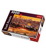 TREFL Palapeli 3000 Jerusalem