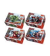TREFL Mini Palapeli 54 Avengers