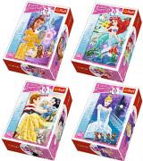 TREFL Mini Palapeli 54 Prinsessat