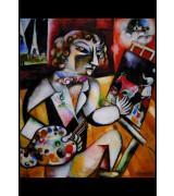 PIATNIK Palapeli 1000 Chagall