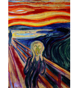 PIATNIK Palapeli 1000 Munch