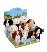 GIPSY TOYS Koiranpennut & kissat äänellä, 18 cm