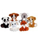 GIPSY TOYS Puppy Eyes Lemmikkieläimet, 22 cm