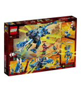 LEGO NINJAGO Jayn kyberlohikäärme 71711