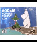 BARBO TOYS Muumien puinen kalastuspeli