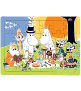 BARBO Muumin puupalapeli Piknikki