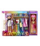"MGA Rainbow High ""Fashion Studio"" leikkisetti, 29 cm"