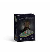 CUBICFUN 3D Palapeli Game of Thrones Winterfell