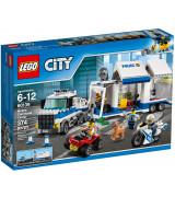 LEGO City Liikkuva komentokeskus