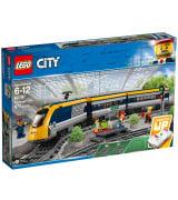 LEGO CITY Trains Matkustajajuna 60197