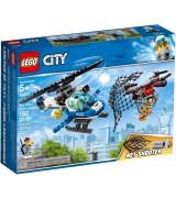 LEGO CITY Police Taivaspoliisin lennokkijahti 60207