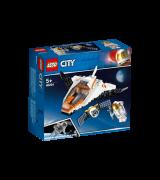 LEGO CITY Satelliitin huoltotehtävä 60224