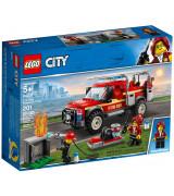 LEGO CITY Town Palopäällikön auto