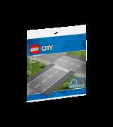 LEGO City Suora ja T-risteys 60236